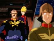 Mobile Suit Gundam Journey to Jaburo PS2 Cutscene 030 Ral