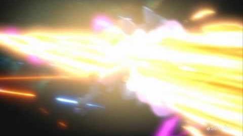 136 GNZ-003 Gadessa (from Mobile Suit Gundam 00)