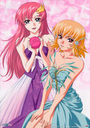 Gundam SEED DESTINY Fashion Illustrations (1)