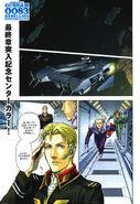 Oliver May in Gundam 0083 Rebellion - 1