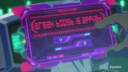 Break Boost option screen