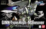 Hg ginn high maneuver