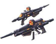 M-MSV Mega Beam Rifle