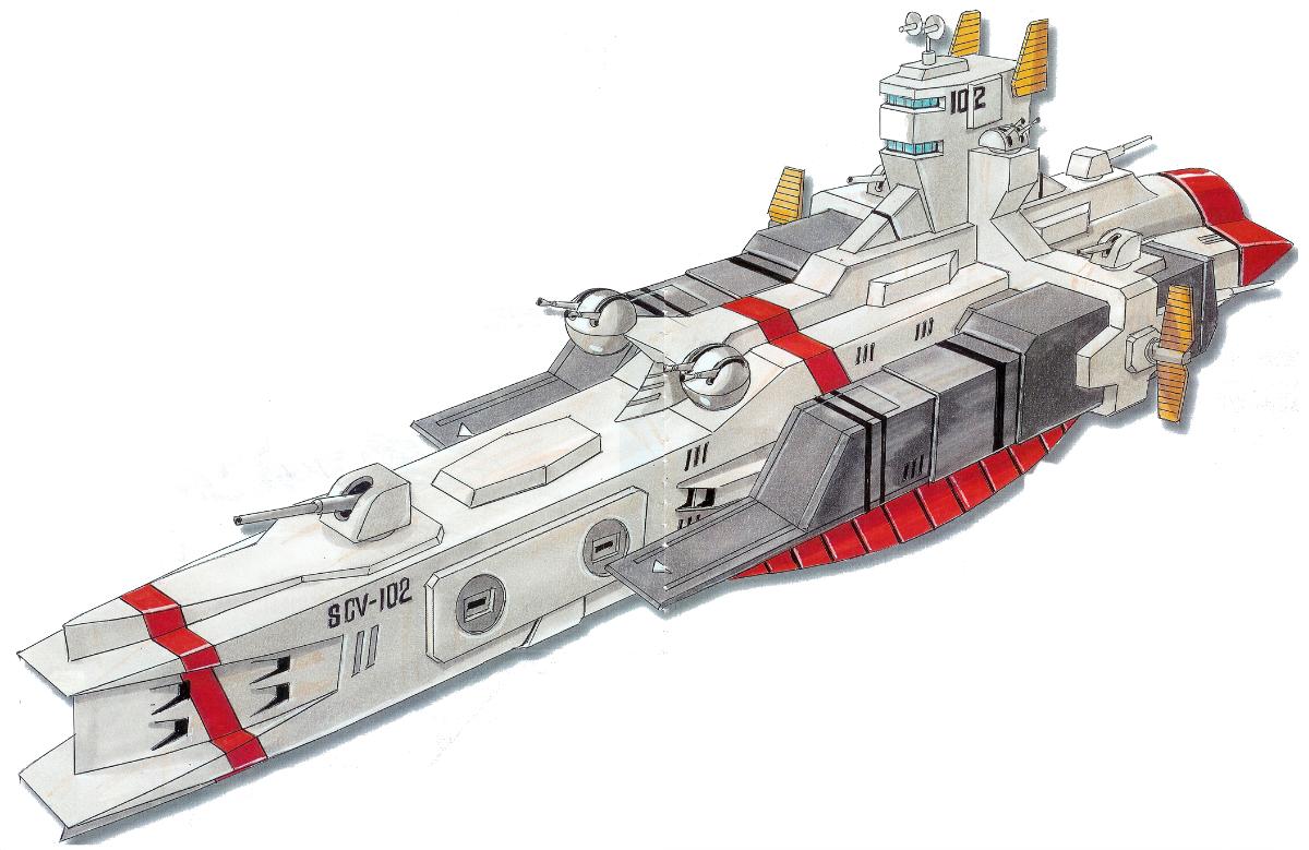 Scv 102 Nelson The Gundam Wiki Fandom Powered By Wikia