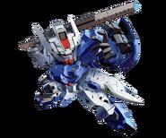 ''SD Gundam G Generation Crossrays'' Gundam Astaroth