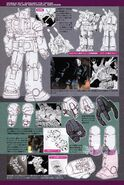 RCX-76-02 Guncannon First Type (Iron Cavalry Squadron) Mechanical Archives Vol. 15 4