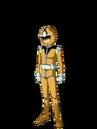 G Gen Genesis Custom Character (Male EFF Pilot)