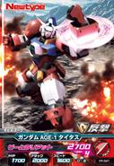 Gundam AGE-1 Titus Try Age 1
