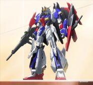 MSZ-006LGT Lightning Zeta Gundam (Ep 25) 01