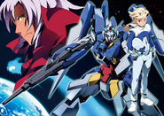 Mobile Suit Gundam AGE Second Evolution1