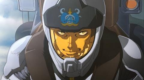 Mobile Suit Gundam Thunderbolt BANDIT FLOWER (EN dub)