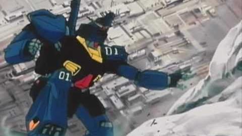 003 RX-178 Gundam Mk. II (Titans) (from Mobile Suit Zeta Gundam)