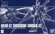 HGUC Crossbone Gundam X-2