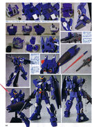 Model Kit Blue Destiny Unit 22