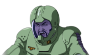 SD Gundam G Generation Genesis Character Face Portrait 0056
