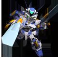 Unit ar astray blue frame third