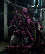ASW-G-64 Gundam Flauros (Ryusei-Go IV) (Super Galaxy Cannon) (01)