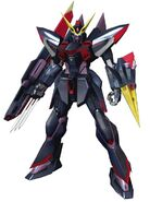 EXVS FULL BOOST Blitz Gundam