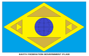 Earth Federation Flag