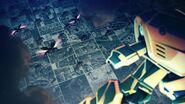 Terraformars U-NASA Custom Hyaku Shiki (Young Jump x Gundam 40th Anniversary Special Movie) 03