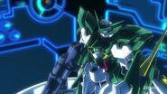 XXXG-01Wfl Gundam Fenice Liberta (GM's Counterattack) 01