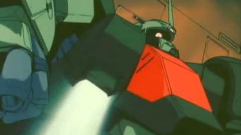 061 AMX-011S Zaku III Custom (from Mobile Suit Gundam ZZ)