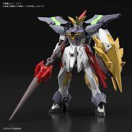 Gundam Aegis Knight (Gunpla) (Front)