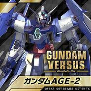 Gundam Age 2 Gundam Versus
