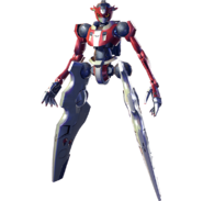 Gundam Versus Mack Knife