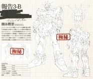 Narrative Gundam NT Lineart