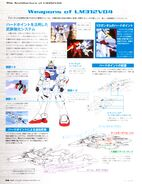 The Architecture of Victory Gundam 3
