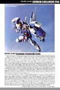 00V Gundam Avalanche Exia IV