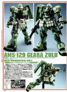 Geara Zulu GPB