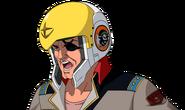 SD Gundam G Generation Genesis Character Face Portrait 0060