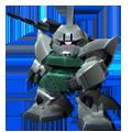 Unit b gelgoog cannon