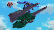 G-Reco Movie II Armorzagan 8