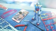 GUNDAM BATTLE GUNPLA WARFARE – Character Introduction Trailer iOS, Android