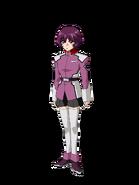 G Gen Cross Rays Custom Character (Female EA Uniform)