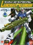 Ng launcher strike gundam