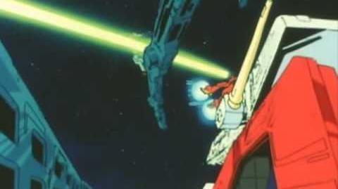 054 AMX-107 Bawoo (from Mobile Suit Gundam ZZ)