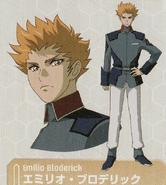 Character Sheet Emilio Bro