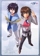 Gundam SEED DESTINY Fashion Illustrations (6)