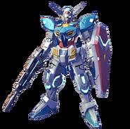 YG-111 G-Self (Gundam Versus)