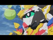 """SD GUNDAM WORLD SANGOKU SOKETSUDEN"" Opening Theme (EN,HK,TW,CN,KR sub)"