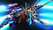 ASW-G-01 Gundam Bael VS ASW-G-66 Gundam Kimaris Vidar (Episode 49) (1)