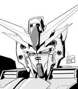 Gundam Shining Break yanagi
