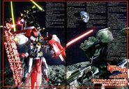 Model Suit Gunpla Builders Beginning J - Battle 08