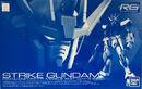 RG GAT-X105 Strike Gundam