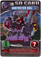 SD-17 ST1 Destroyer Dom