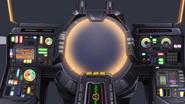 Strike Freedom cockpit